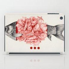 To Bloom Not Bleed III iPad Case