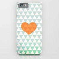 iPhone & iPod Case featuring Crazy about Love by Menina Lisboa