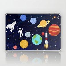 In space Laptop & iPad Skin