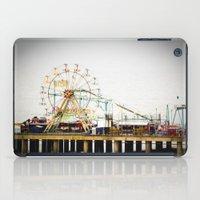 Steel Pier iPad Case