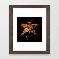 Butterfly Spirit  Framed Art Print