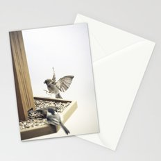 Tom Feiler Sparrows Stationery Cards