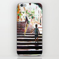 Stairs iPhone & iPod Skin