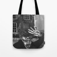 A Tale Of An Empty House Tote Bag