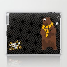 Alternative Hockey Fan - Boston Laptop & iPad Skin