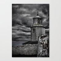 The Lizard Lighthouse Canvas Print