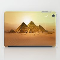 Station Pyramid Day iPad Case