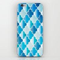 Geo-Ocean iPhone & iPod Skin