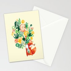 Flower Delivery Stationery Cards