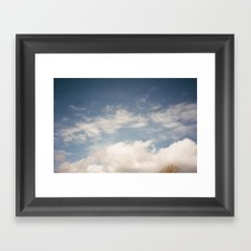 My Way Framed Art Print
