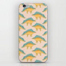 Stegossaur iPhone & iPod Skin