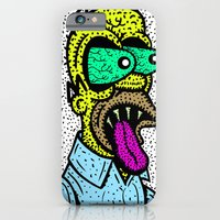 iPhone & iPod Case featuring HOMER GRIMMSON.  (THE GRIMMSONS). by Dave Bell