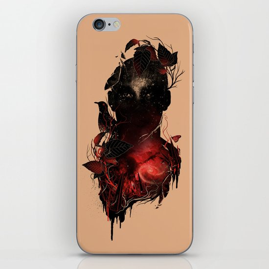 Universe Inside iPhone & iPod Skin