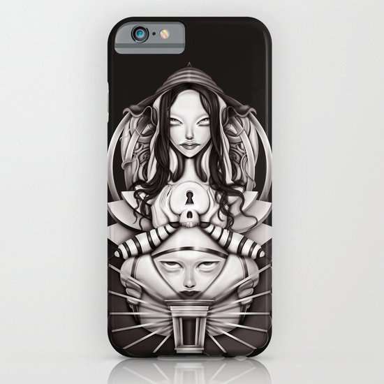 THE KINGDOM iPhone & iPod Case