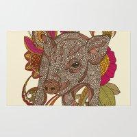 Paisley Piggy Rug