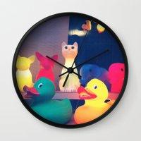 Ducky Wall Clock
