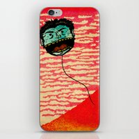 Let Me Go, Leave Me Alon… iPhone & iPod Skin