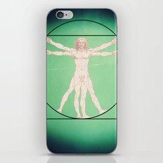 Vitruve iPhone & iPod Skin
