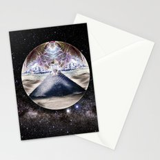 Diffusion Stationery Cards