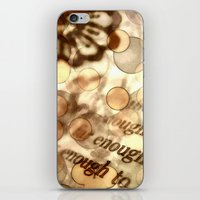 Enough iPhone & iPod Skin