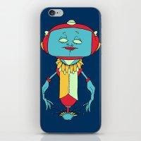 Bot Bot iPhone & iPod Skin
