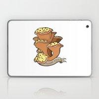 Mushroom Pizza Laptop & iPad Skin