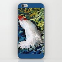 Marcelle iPhone & iPod Skin