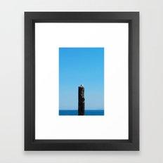 Lone One Framed Art Print