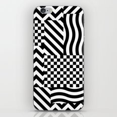 Dazzle 01 iPhone & iPod Skin