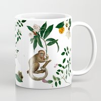 Monkey World: Amber-Ella Mug