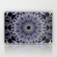 Lilac Mandala Laptop & iPad Skin