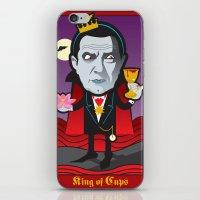 King Of Cups iPhone & iPod Skin