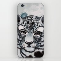 Tiger iPhone & iPod Skin