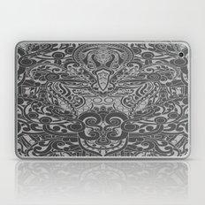 Balinese Abstract Art2 Laptop & iPad Skin