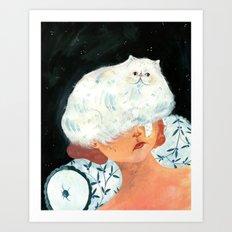 serafina Art Print