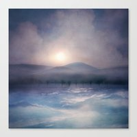 Sunset I C. IV Canvas Print