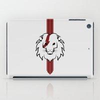 Monarch (Black & Red) iPad Case