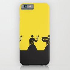 WTF? Peluqueria! iPhone 6 Slim Case