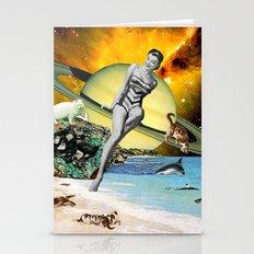 Cat Island Stationery Cards