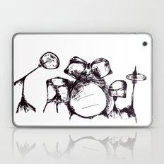 Drums Laptop & iPad Skin