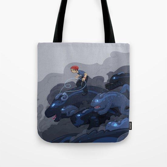 Rainy Day Activities Tote Bag