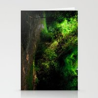 A Lost Alley Way Stationery Cards