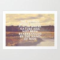 The Human Spirit Art Print