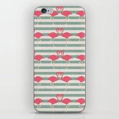 Pink Kisses iPhone & iPod Skin