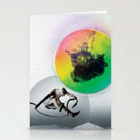 Ghost Warriors Stationery Cards