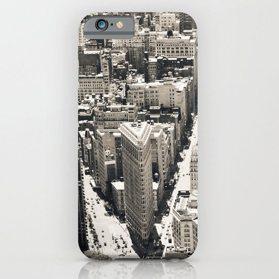 Flatiron iPhone & iPod Case