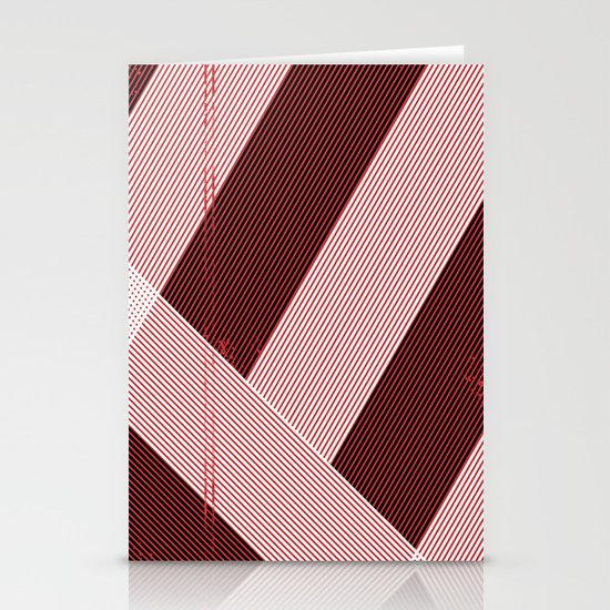 Pattern  Stationery Card