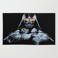 DJ Darth Vader Rug