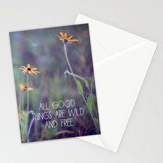 All Good Things (Daisy) Stationery Cards