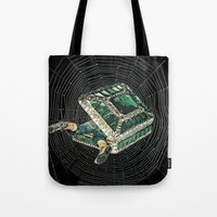 Webcore Tote Bag